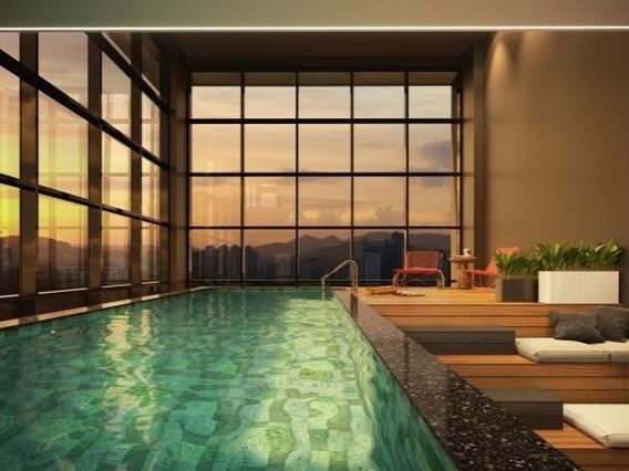 Apartamento No Anita Garibaldi   01 Suíte + 01 Dormitório   63 M² Privativos - Sa01118 - 34562353