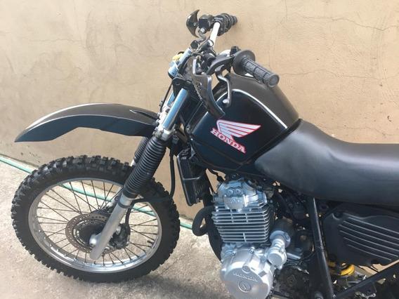 Moto Honda 350 Para Trilha