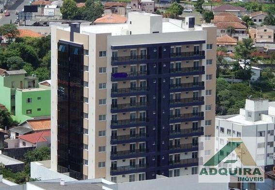 Apartamento Padrão Com 3 Quartos - 2200-v