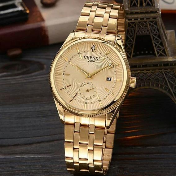 Relógio Masculino Chenxi De Quartzo De Luxo