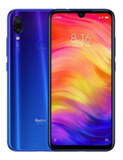 Xiaomi Redmi Note 7 48+5/13mp 64/4gb 6.3 Azul Doble Chip