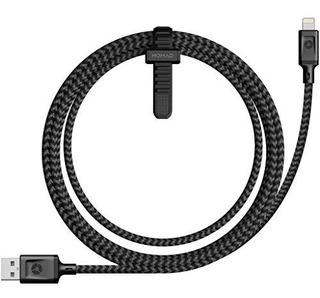Cable De Rayo Nomada 5 Ft Talla Unica Negro