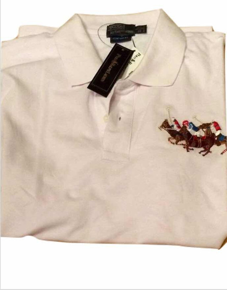 Polo Ralph Lauren Chombas Hombre Originales Eeuu 2020c/etiq.