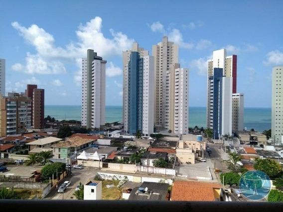 Oportunidade Em Ponta Negra 2/4 Vista Mar - V-11083