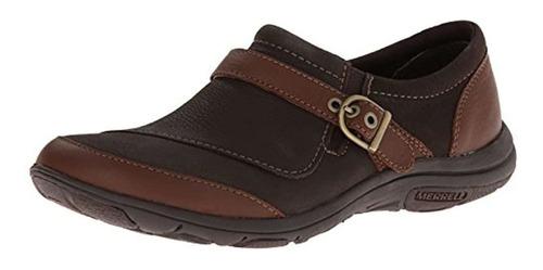Zapatos Sin Cordones Con Hebilla Dassie De Merrell Para Muje