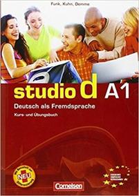 Studio D A1 (einheit 1-12) - Kurs- Und Übungsbuch Mit Lerne