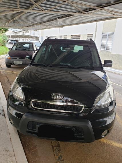 Kia Soul 2012 Automático Impecável