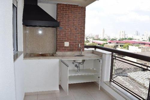 Apartamento Residencial À Venda, Tatuapé, São Paulo. - Ap4547