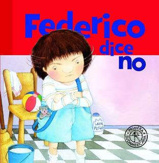 ** Federico Dice No ** Graciela Montes