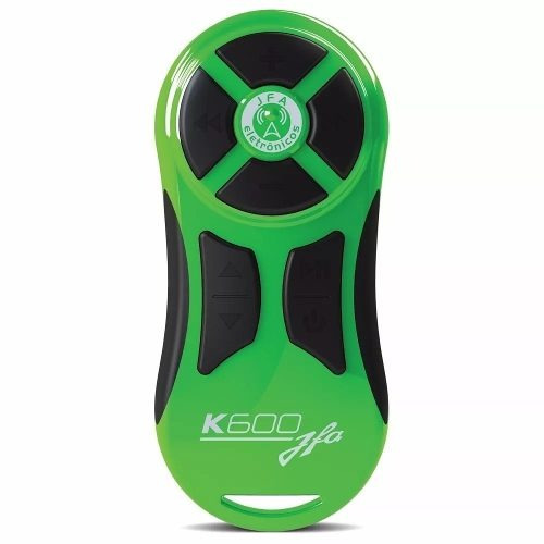 Controle Longa Distancia Jfa Verde / Preto K600