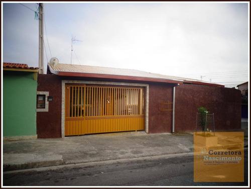Casa À Venda, 89 M² Por R$ 371.000,00 - Cidade Nova Jacareí - Jacareí/sp - Ca1441