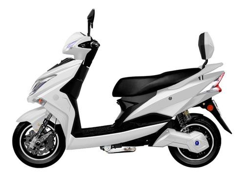 Moto Electrica Scooter Sunra Hawk 3000w 0km Gel Cuotas I