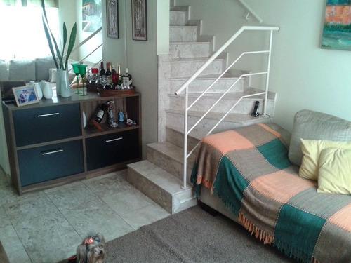 Imagem 1 de 20 de Horto Do Ype Sobrado Com 2 Dormitórios 80 M² 1 Vaga - Ca00012 - 68104537