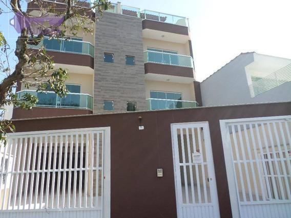 Cobertura À Venda, 80 M² Por R$ 799.000,00 - Vila Alpina - Santo André/sp - Co0171
