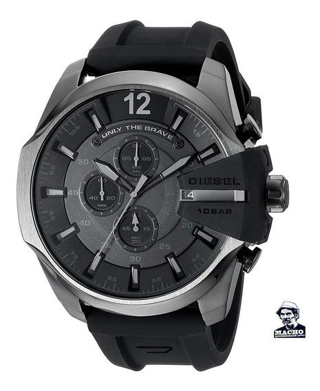 Reloj Diesel Mega Chief Dz4378 En Stock Original Nuevo