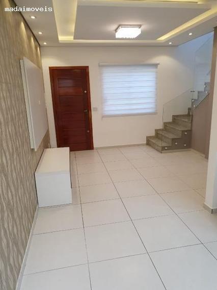 Casa Em Condomínio Para Venda Em Mogi Das Cruzes, Vila Suíssa, 2 Dormitórios, 3 Banheiros, 1 Vaga - 239_2-662355