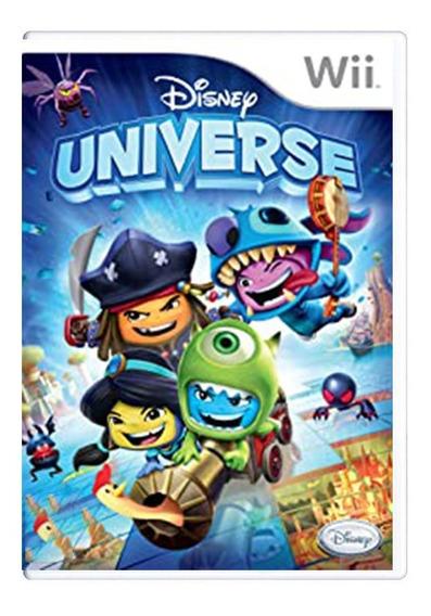 Disney Universe - Nintendo Wii - Usado - Original