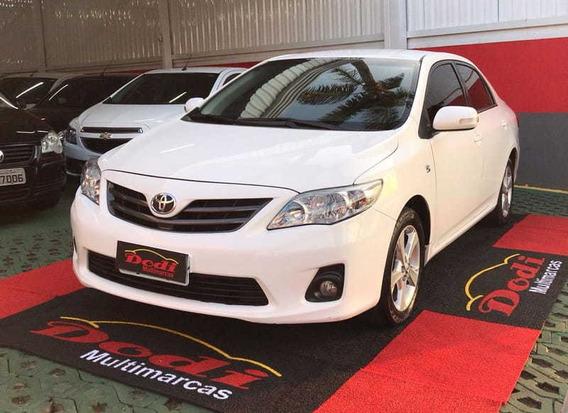 Toyota Corolla Xei 2.0 Flex 16v Aut. 2012
