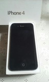 iPhone 4 8gb Desbloquado Na Caixa