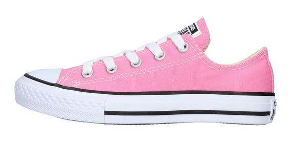 zapatillas converse hombres rosa