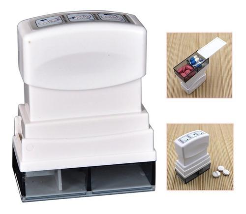 Imagen 1 de 2 de Pastillas Cortador  Píldoras Tableta Divisor De Medicamentos