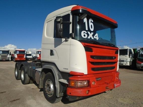 Cav. Mecanico Scania G 440 A 6x4 15/16