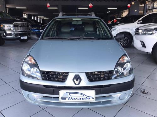 Renault Clio 1.0 Authentique 16v Gasolina 2p Manual