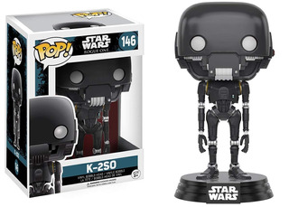 Funko Pop Figura Star Wars Rogue One K-2so N#146 En Stock!