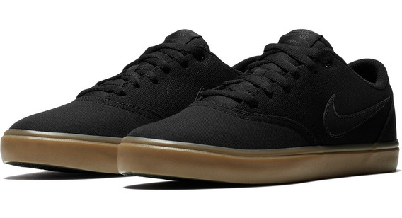 Sapato Botina Tênis Nike Sb Check Solar Masculino Barato