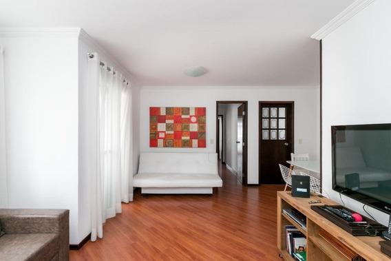 Apartamento Em Alto Da Rua Xv, Curitiba/pr De 87m² 2 Quartos À Venda Por R$ 321.000,00 - Ap196075