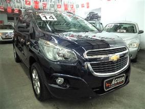 Chevrolet Spin Ltz 1.8 Flex Aut 2014 Completa + Airbag + Abs