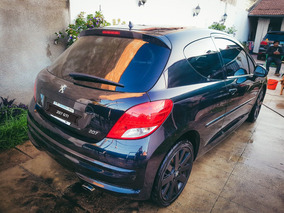Peugeot 207 Gti 2012 Coupe