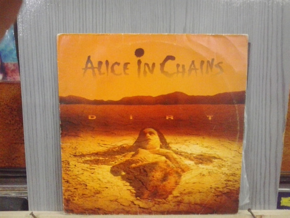 Lp - Nac - Alice In Chains - Dirt - Frete 15