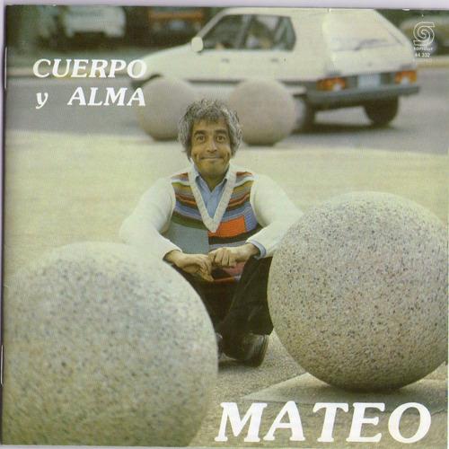 Eduardo Mateo - Cuerpo Y Alma - Cd
