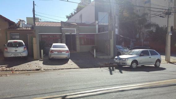 Casa Com. Alto Padrão No Cambuí 6 Salas R$ 4.800,00 Cas00175