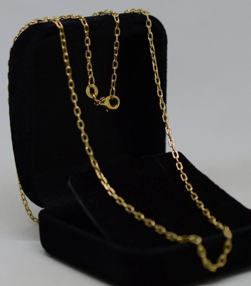 Corrente Masculina Cartier Ouro 18k 750 65 Cm 2 Mm 7,16 Gr