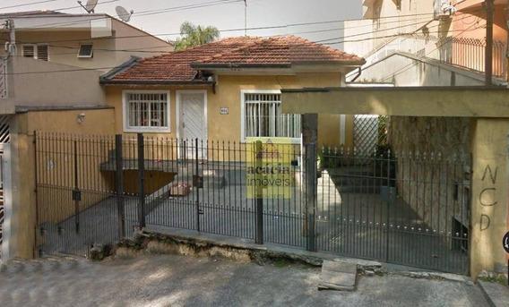 Casa Com 2 Dormitórios À Venda, 254 M² Por R$ 600.000 - Parque São Domingos - São Paulo/sp - Ca0844