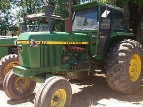 Tractor John Deere 4530 Con Climatic
