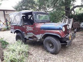 Jeep Otros Modelos Ika 4x4