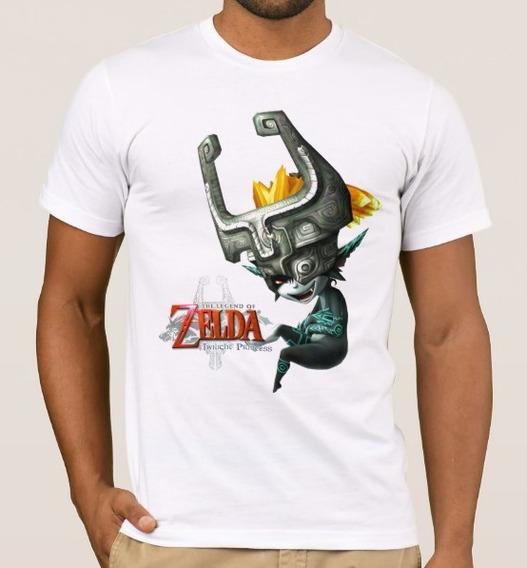Playera The Legend Of Zelda Midna Princess Envío Gratis