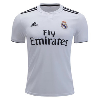 Camisa Real Madrid Home 2018/2019