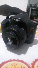 Câmera Canon T6 Profissional