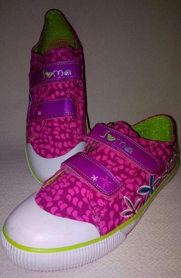 Zapatos Joma Para Damas O Niñas Talla 38