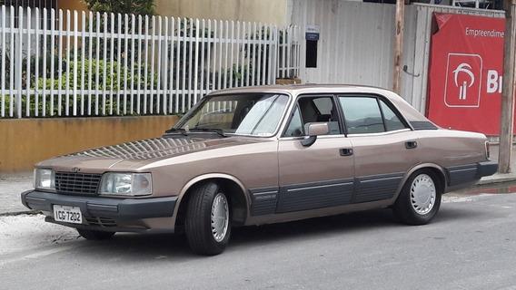 Chevrolet Opala Diplomata Monocromático!