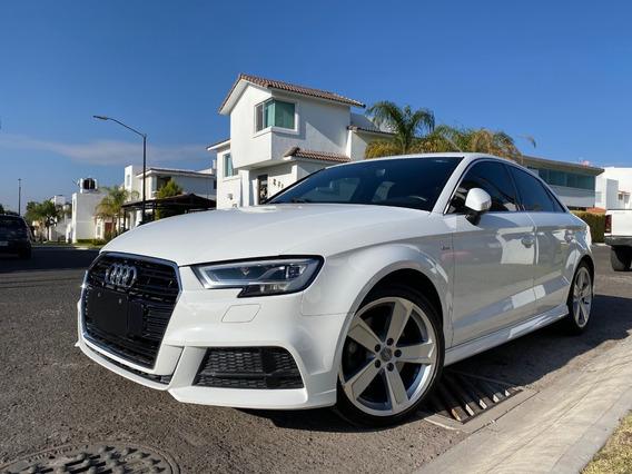 Audi A3 Sedan S-line 2018