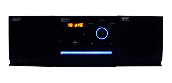 Micro System Caixa Som 2.1 Bluetooth 50w Mp3 Fm Pc Bivolt