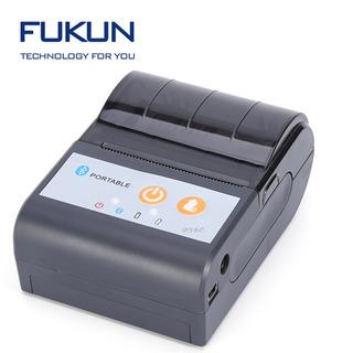 Impresora Portatil Termica A Bateria & Bluetooth