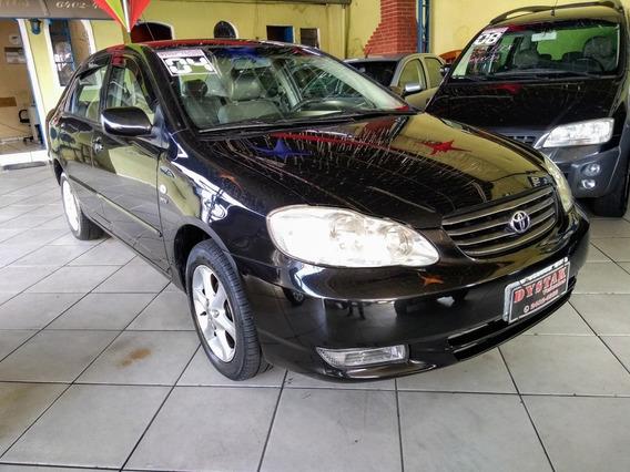 Toyota Corolla 1.8 16v Xei 4p 2004 Mecanico
