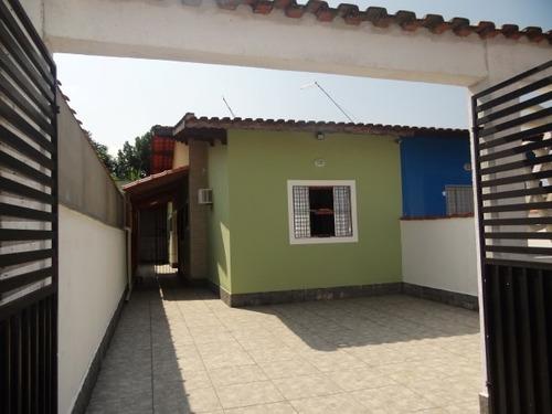 Imagem 1 de 13 de Casa Em Mongaguá - 185.500 Mil Ref.: 6135 N