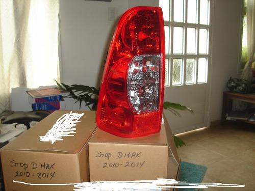 Stop Luv Dmax 2011al2014 Nuevos